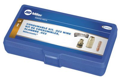 Miller .024 MIG Consumable Kit 234607