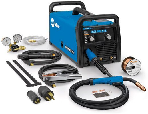 Miller Multimatic 215 Multiprocess Welder 907693