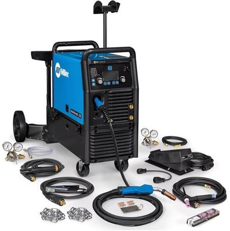 Miller Multimatic 235 w/Dual Cylinder & TIG Kit Package 951847