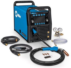 Miller Multimatic 255 Multiprocess Welder 907728