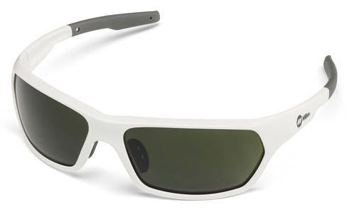 Miller Slag White Shade 5 Safety Glasses 272209