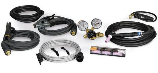 Miller 150 Amp TIG/Stick Contractor Kit with RCCS-14 301311