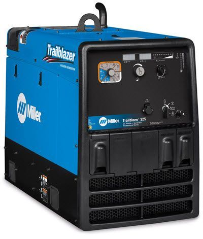 Miller Trailblazer 325 w/GFCI & ArcReach 907797001