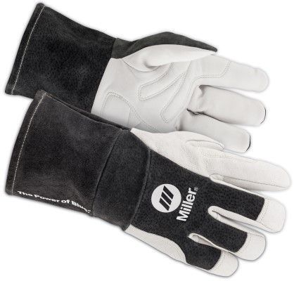 Miller Classic Welding Gloves Size XL- Heavy Duty MIG/Stick 271887
