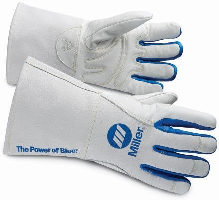 Miller Welding Gloves Size XL - MIG Gloves (Lined) 263334