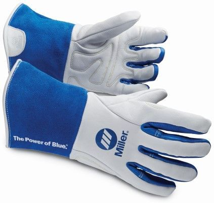 Miller Welding Gloves Size XL - TIG Gloves 263349