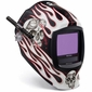 Miller Welding Helmet - Departed Infinity w/Light Kit 280048LK