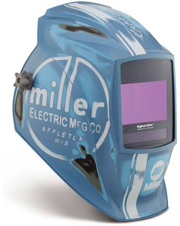Miller Welding Helmet - Vintage Roadster Elite ClearLight Lens 281004