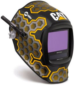 Miller Welding Helmet - CAT Infinity w/Light Kit 282007LK