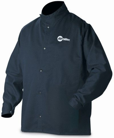 Miller Welding Jacket Size 4XL - Classic Cloth 244756