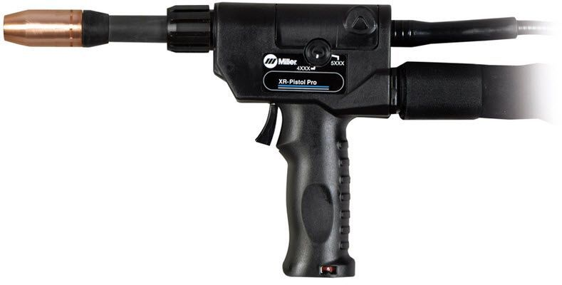 Miller XR-Pistol-Pro Gun (Water Cooled) - 35ft. 300788