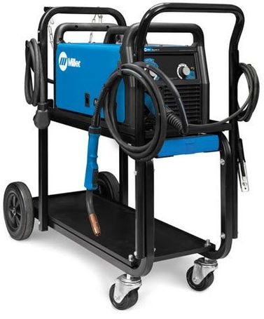 Millermatic 141 MIG Welder With Cart 951601