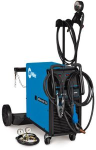 Millermatic 252 MIG Pkg with Spoolmatic 30A 208/230 Volt 951066