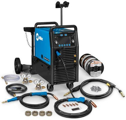 Millermatic 255 Auto Body MIG Welder Package 951821