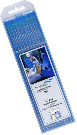 Plansee Pure Tungsten Electrode PT-3/16-P