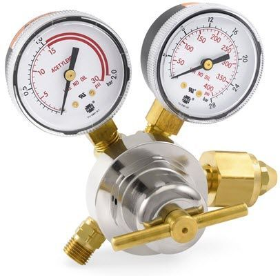 Smith B Acetylene Regulator 30-15-520