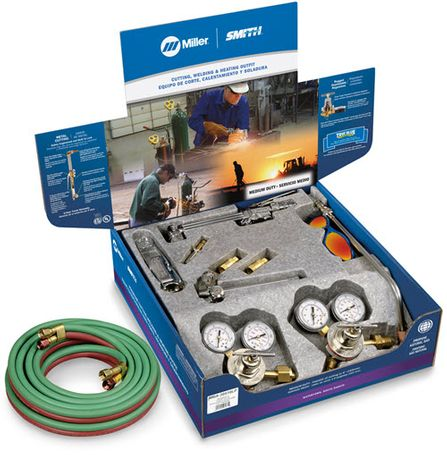 Smith Propane Cutting and Heating Outfit MBA-30510LP