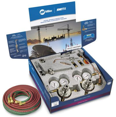 Smith Welding & Cutting Outfit - Heavy Duty HBA-40300