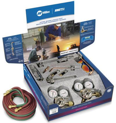 Smith Welding & Cutting Outfit - Medium Duty MBA-30300