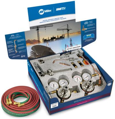 Smith Welding & Cutting Outfit - Heavy Duty HBA-40510