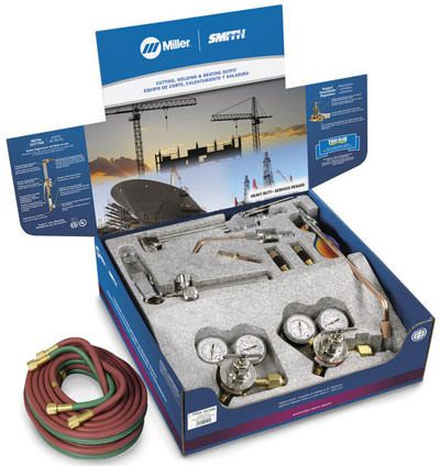 Smith Welding & Cutting Outfit - Heavy Duty HBA-30300