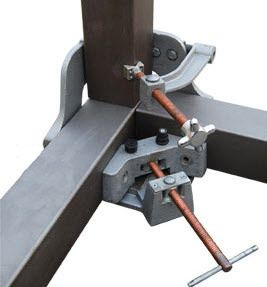 Strong Hand 3 Axis Welding Clamp WAC45-SW