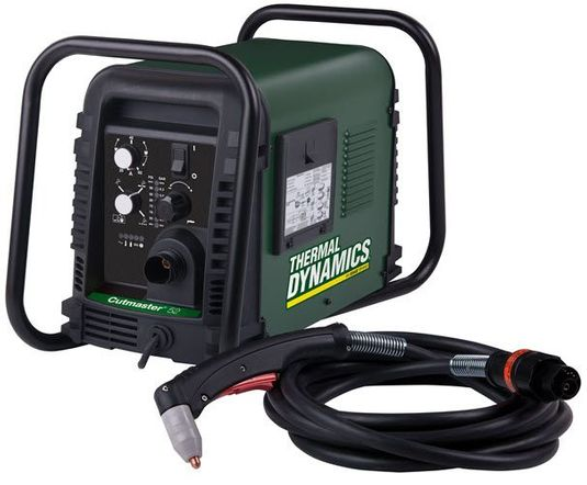 Thermal Dynamics Cutmaster 52 Plasma Cutter w/20 ft Torch 1-5130-1