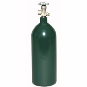TurboTorch Inert Gas Cylinder - 20 Cubic Foot 0916-0145
