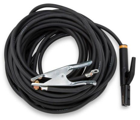 Miller Welding Cable Set - 2/0, 50 ft. 173851