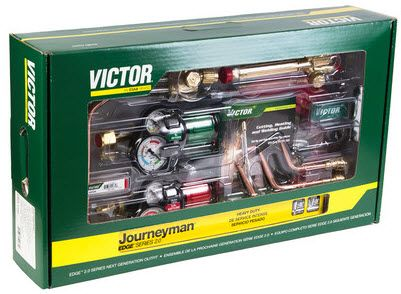 Victor Journeyman EDGE 2.0 Welding, Heating & Cutting Outfit 0384-2100