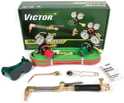 Victor Medalist 350 Welding & Cutting Outfit 0384-2691