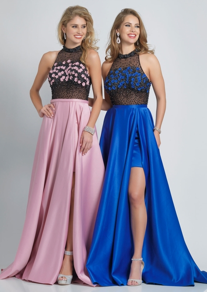 Dave and Johnny Prom Dress 3576