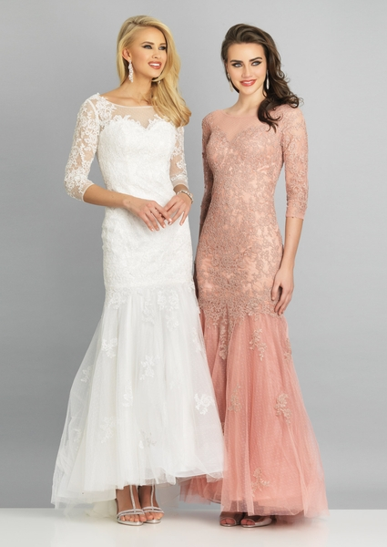 Dave and Johnny Prom Dress 3756