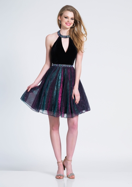 Dave and Johnny Prom Dress 3776