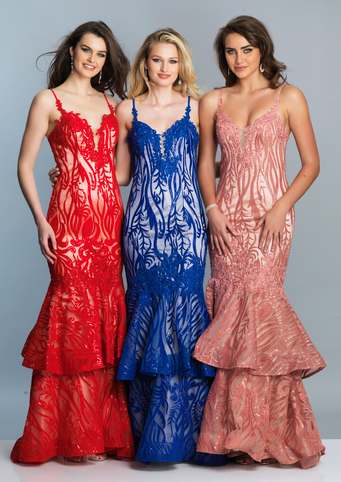 Dave and Johnny Prom Dress