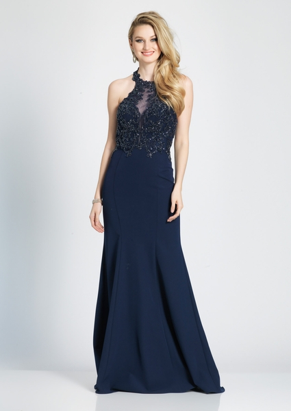 Dave and Johnny Prom Dress A7191