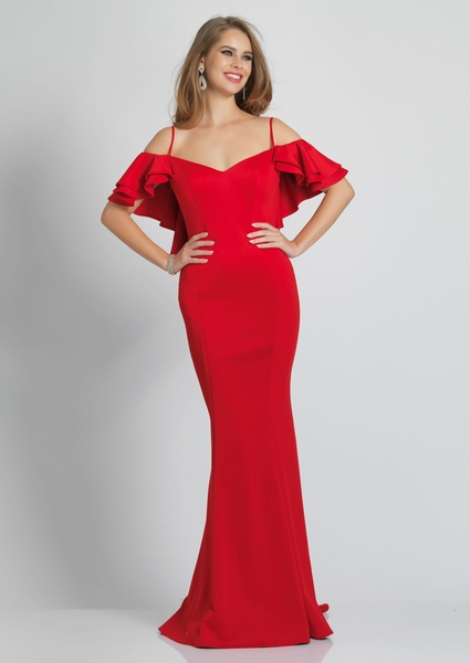 Dave and Johnny Prom Dress A7327
