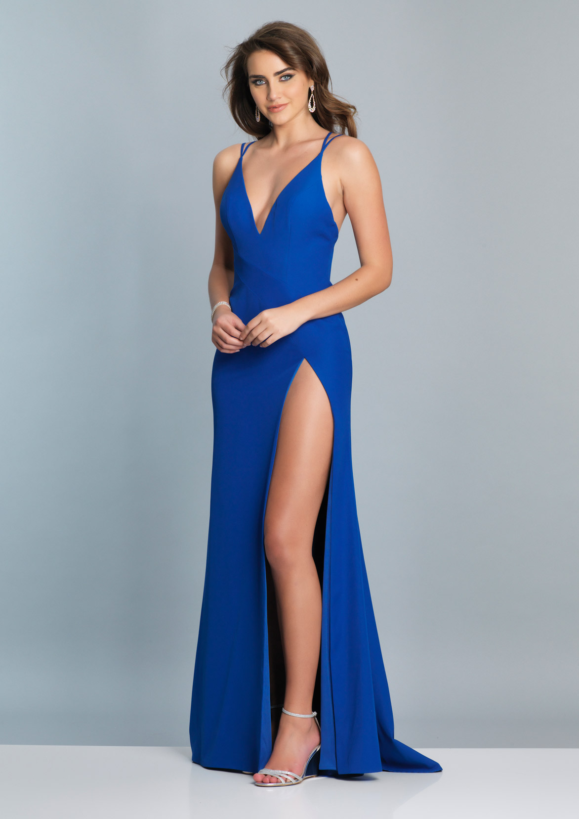 3331fbe71 Dave and Johnny Prom Dress A7633