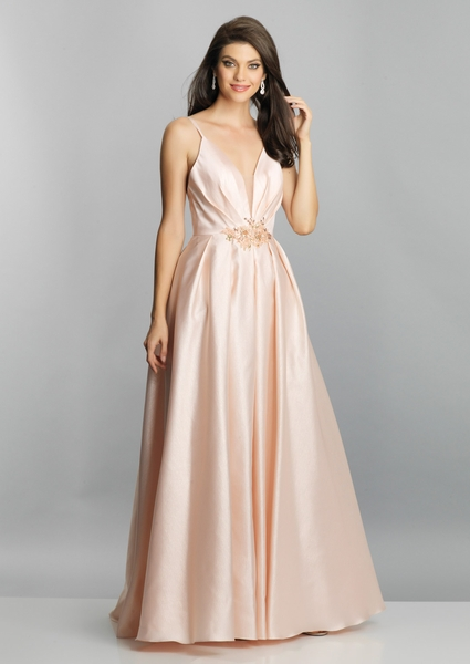 Dave and Johnny Prom Dress A7757