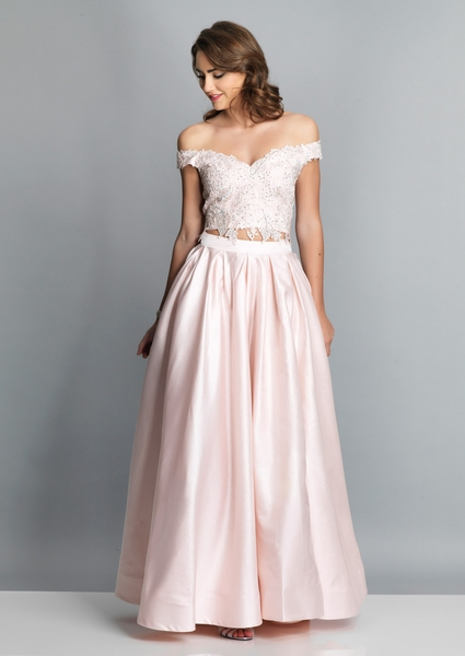 Dave and Johnny Prom Dress A7796
