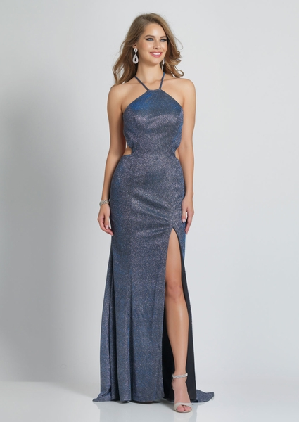 Dave and Johnny Prom Dress A8684