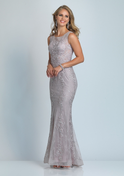 Dave and Johnny Prom Dress A9431