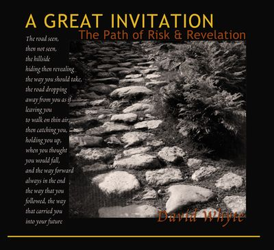 A Great Invitation: The Path of Risk and Revelation - 2CD set
