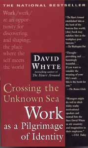 Crossing the Unknown Sea: Work as a Pilgrimage of Identity (paperback)