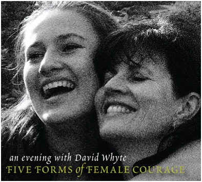 Five Forms of Female Courage - 2 CD set