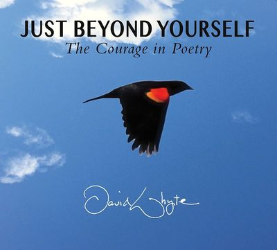 Just Beyond Yourself: The courage in poetry - 2CD set