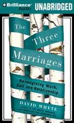 The Three Marriages Audiobook (8 CDs)