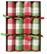 Christmas Crackers Plaid