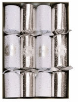 Christmas Crackers Silver