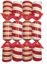 Christmas Crackers Stripe
